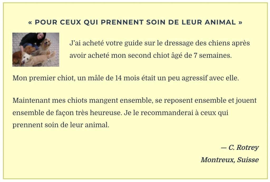 ebook dresser son chien en 15 minutes par jour avis